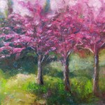 Pink May by Wendie Thompson