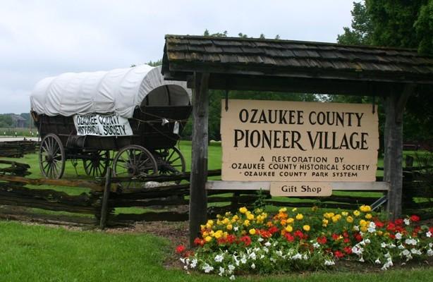 pioneer village wisconsin